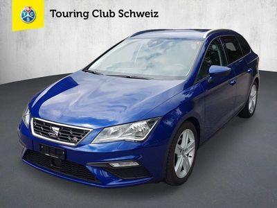gebraucht Seat Leon ST 2.0 TDI CR FR 4Drive DSG