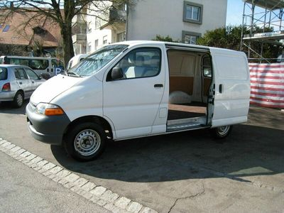 gebraucht Toyota HiAce Hiace HI-ACE Hiace 2.7 Van Hiace HI-ACE2.7 Van