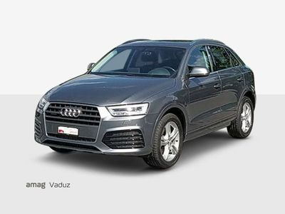 gebraucht Audi Q3 2.0 TFSI design quattro S-tronic