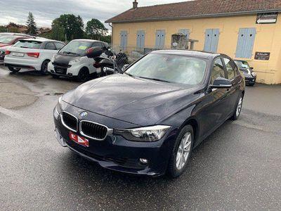 gebraucht BMW 320 i Steptronic
