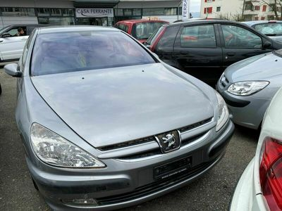 gebraucht Peugeot 607 2.2 HDI Luxe