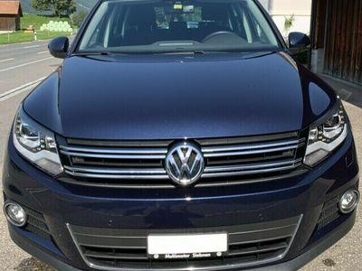 gebraucht VW Tiguan 1.4 TSI Cup 4Motion