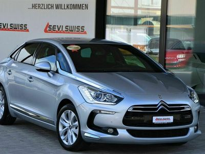 gebraucht DS Automobiles DS5 DS5 1.6 Turbo Chic Automatic (Limousine)1.6 Turbo Chic Automatic (Limousine)