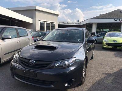gebraucht Subaru Impreza 2010