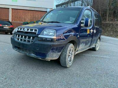 gebraucht Fiat Doblò Doblo Doblò 1.9 JTD ELX Doblo1.9 JTD ELX