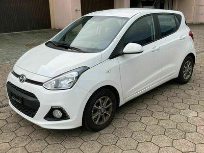 gebraucht Hyundai i10 Zu verkaufen Stadtflitzer ab MFK