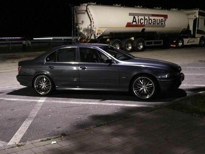 gebraucht BMW 525 5er E39 d
