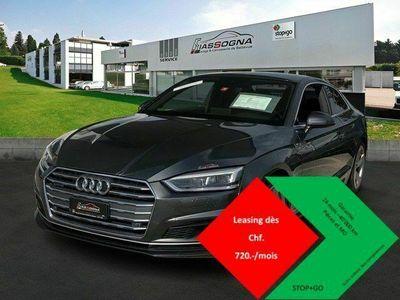 gebraucht Audi A5 Coupé 2.0 TFSI Sport qu. S-Tronic