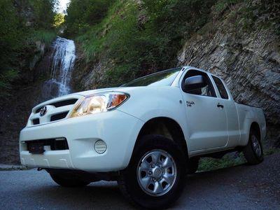 gebraucht Toyota HiLux 4x4 ExtraCab LineaLuna