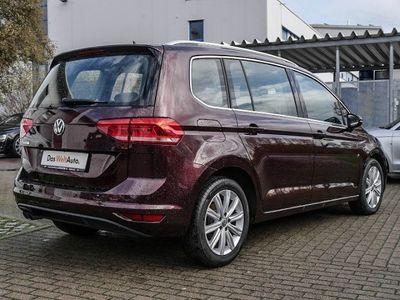 gebraucht VW Touran HIGHLINE 2.0TDI 7-SITZER AHK ACC LED
