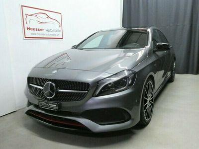 gebraucht Mercedes A250 Sport 4Matic 7G-DCT AMG Line - Panorama - Harman/Kardon - 218 PS