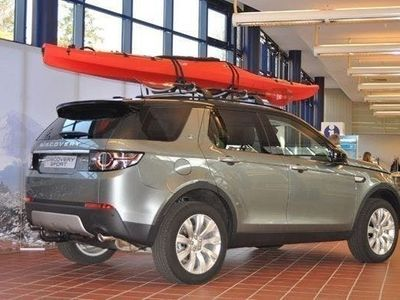 gebraucht Land Rover Discovery Sport 2.0 Si4 Dynamic AT9