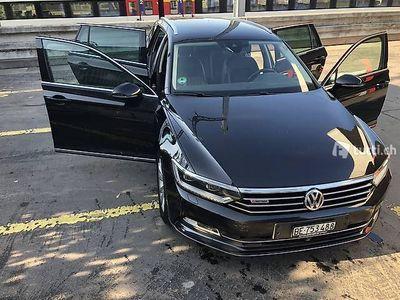 gebraucht VW Passat Highline Vollausstattung