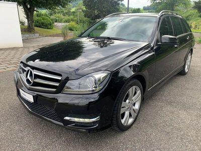gebraucht Mercedes C250 C-KlasseCDI *AMG-Paket* 4Matic 7G-Tronic