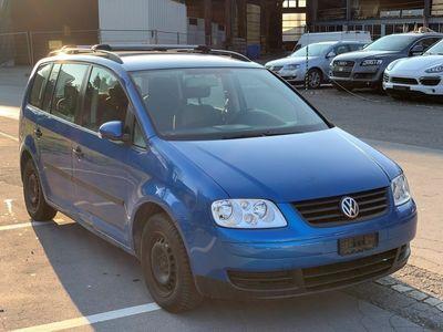 gebraucht VW Touran 1.6 FSI Highline