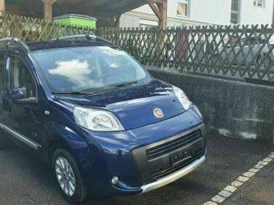 gebraucht Fiat Qubo Qubo Top ausgestatteter sehr gepflegt und sauber