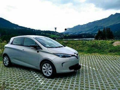 gebraucht Renault Zoe Intens R240 (Batterie Miete)