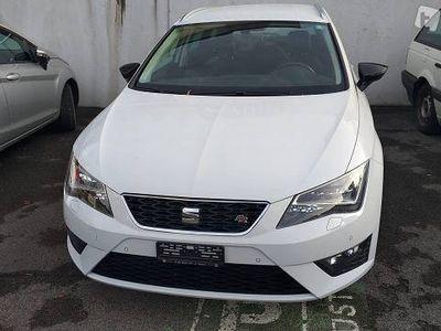 gebraucht Seat Leon ST 2.0 TDI CR FR Line 4Drive (Kombi)