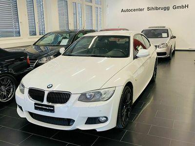 gebraucht BMW 320 3er xd e92 Coupe - M-Paket