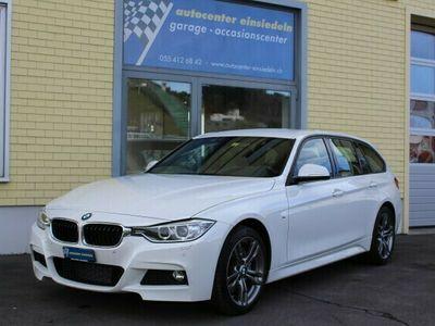gebraucht BMW 335  d xDrive Touring Steptronic M Sport Paket