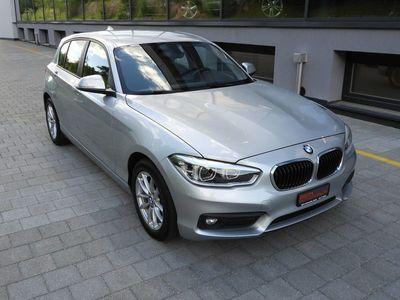 gebraucht BMW 118 d Steptronic