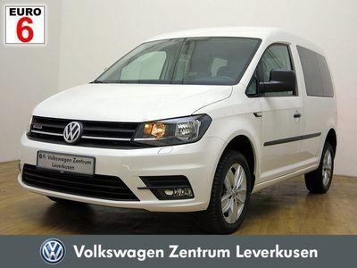 gebraucht VW Caddy 2.0 TDI 4MOTION KAMERA NAVI KLIMA PDC SHZ