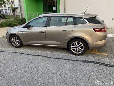 gebraucht Renault Mégane 1.5 dci Kombi Garantie bis 2022
