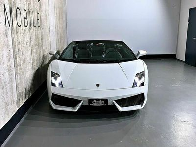 gebraucht Lamborghini Gallardo LP560-4 Spyder E-Gear