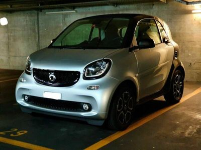 gebraucht Smart ForTwo Coupé Passion 90PS Twinmatic