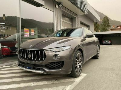 gebraucht Maserati Levante S 3.0V6 GranLusso