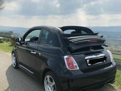gebraucht Fiat 500 Abarth 1.4 16V Turbo Cabriolet