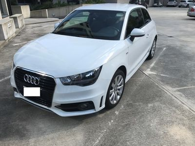 gebraucht Audi A1 1.4 TFSI Ambition S-tronic