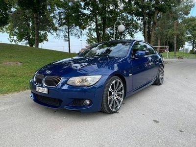 gebraucht BMW 330 3er d M-Paket Frisch ab MFK