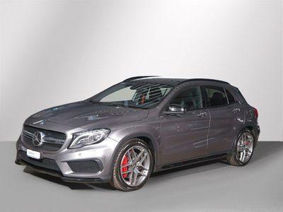 gebraucht Mercedes GLA45 AMG GLA-KlasseAMG 4m