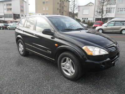 gebraucht Ssangyong Kyron 200 Xdi 4WD Deluxe