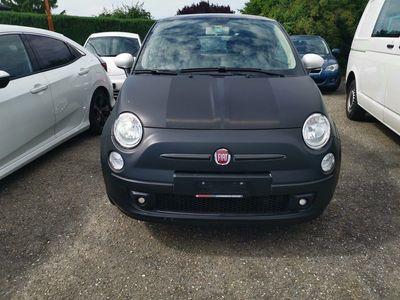 gebraucht Fiat 500 1.4 16V Matt Black