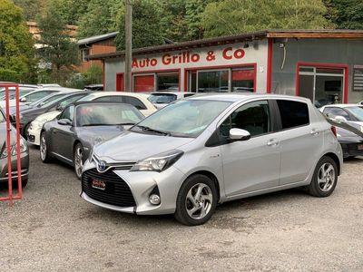 gebraucht Toyota Yaris 1.5 HYBRID CAMBIO AUTOMATICO