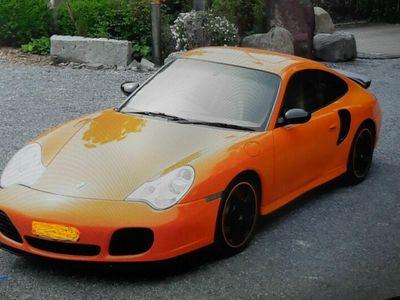 gebraucht Porsche 911 (996) Bi-turbo 540 PS Tiptronic