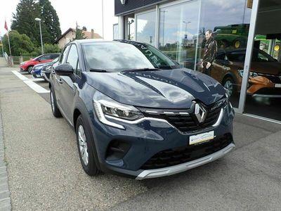 gebraucht Renault Captur 1.0 TCe Zen