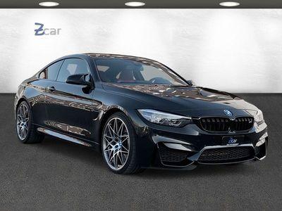 gebraucht BMW M4 4erCoupé Competition DKG