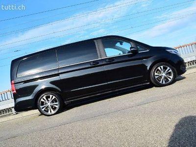gebraucht Mercedes V250 D AVANTGARDE SPORT LANG 7G-...