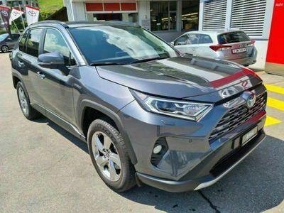 gebraucht Toyota RAV4 2.5 HSD Premium e-CVT 4WD