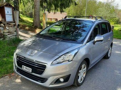 gebraucht Peugeot 5008 1.6 THP Allure Tiptronic