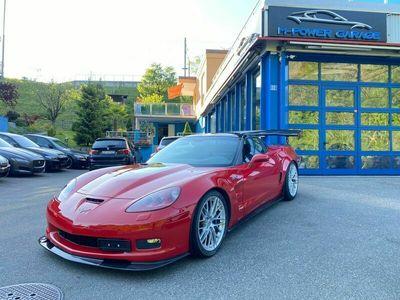 gebraucht Chevrolet Corvette ZR1 ,