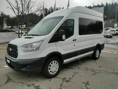 gebraucht Ford Transit 350 130PS 9.Sitzer