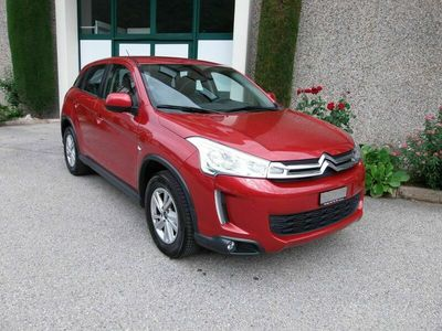 gebraucht Citroën C4 Aircross 1.6 HDi Séduction 4WD
