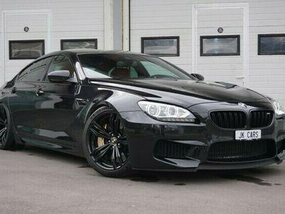 gebraucht BMW M6 6er M6 Gran Coupé Drivelogic 6erGran Coupé Drivelogic