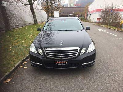 gebraucht Mercedes E220 CDI BlueEfficiency Avantgar...