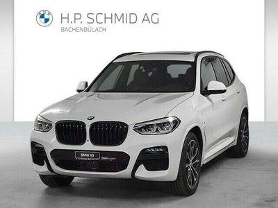 gebraucht BMW X3 xDrive 48V 20d M Sport Steptronic