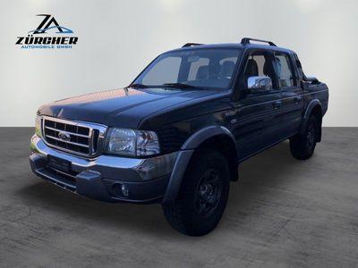 gebraucht Ford Ranger Wildtrak XLT 2.5 TD 4x4